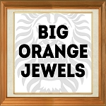 Big Orange Jewels