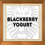 Blackberry Yogurt