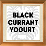 Black Currant Yogurt