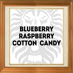 Blueberry Raspberry Cotton Candy