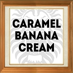 Caramel Banana Cream