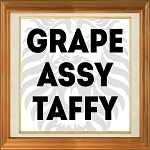 Grape Assy Taffy
