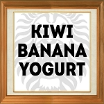 Kiwi Banana Yogurt