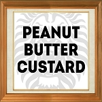 Peanut Butter Custard