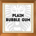 Plain Bubble Gum