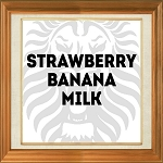 Strawberry Banana Milk