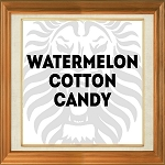 Watermelon Cotton Candy