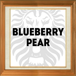 Blueberry Pear