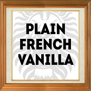 Plain French Vanilla