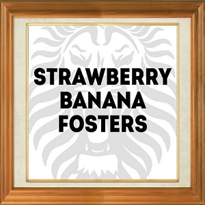 Strawberry Banana Fosters