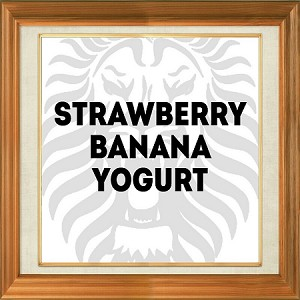 Strawberry Banana Yogurt
