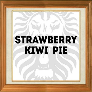 Strawberry Kiwi Pie
