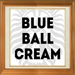 Blue Ball Cream