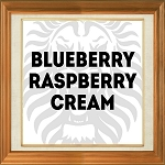 Blue-Raspberry Cream